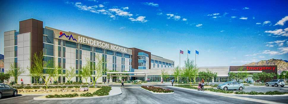 Henderson Hospital Becomes First Hospital In The U S  To