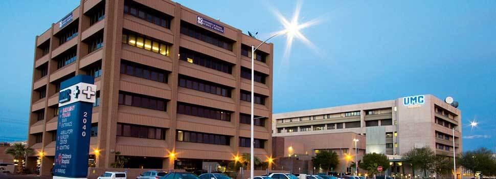 UMC Trauma Center