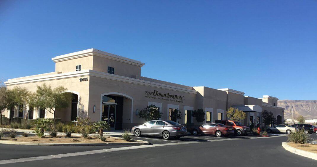 Bonati Spine Institute Opens Second Location In Las Vegas Nevada