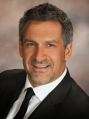 David Marlon Las Vegas HEALS Board of Directors