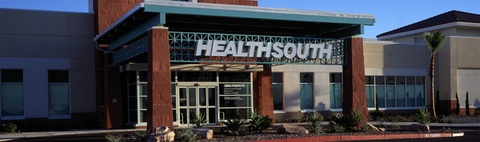 HealthSouth Rehabilitation Hospitals in Nevada to Unveil New Names and Brand