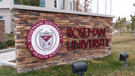 Henderson's Roseman University Campus Reflects on Their 20th Anniversary