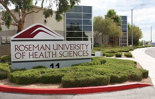 Summerlin's Roseman University Campus is Gearing up For a Busy School Year