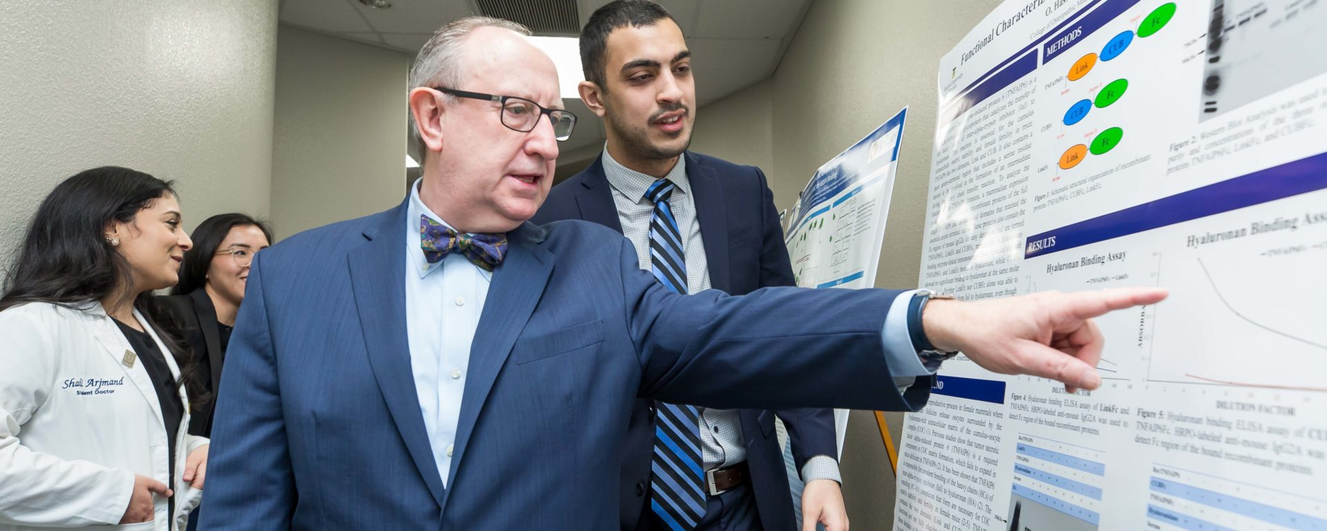 Touro University Nevada Will Showcase Nearly 60 Projects During Annual Research Day