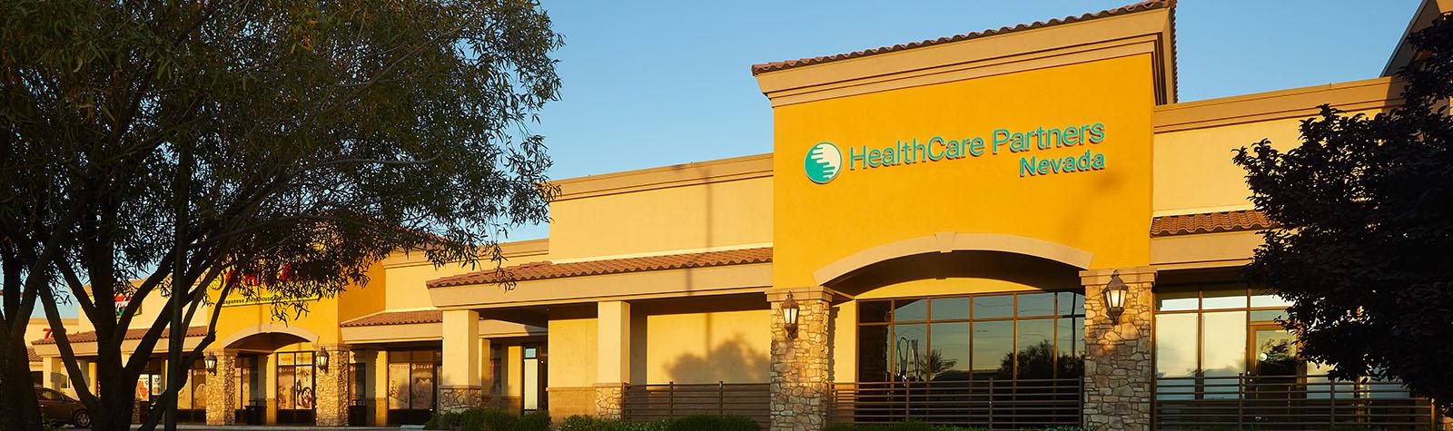 HealthCare Partners Nevada – Intermountain Healthcare Opens Newest myGeneration Senior Clinic