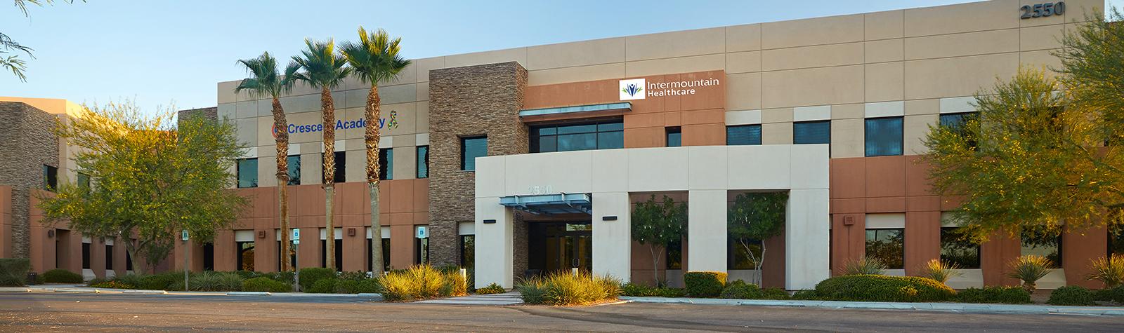 Intermountain Healthcare Debuts Nature Park myGeneration Senior Clinic