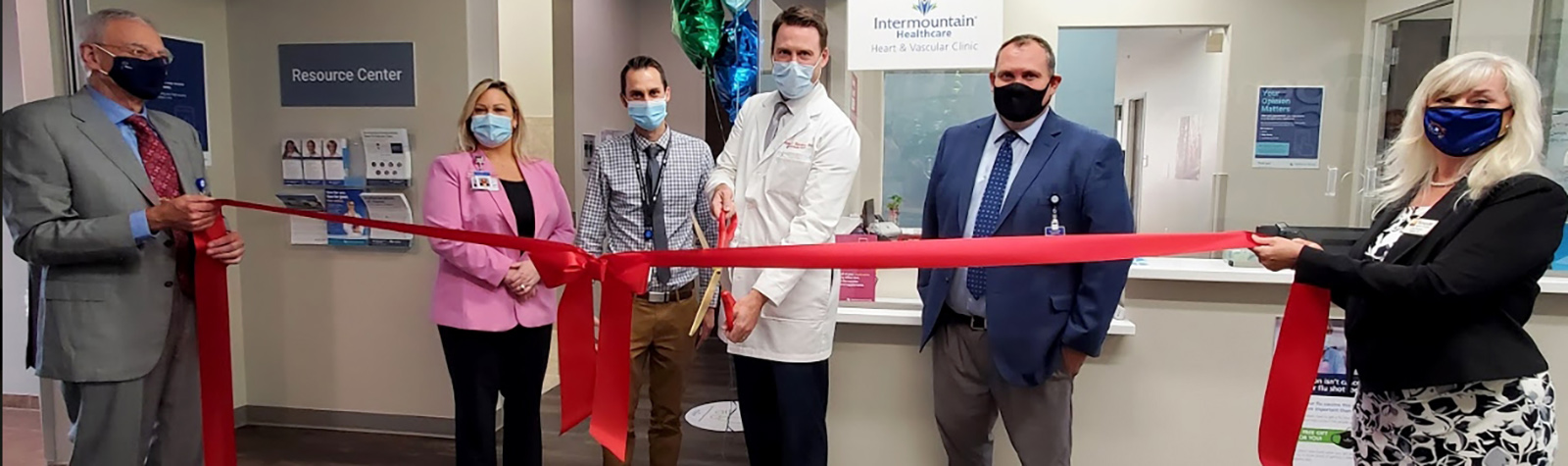 Intermountain Healthcare Opens News Heart and Vascular Clinic in Mesquite
